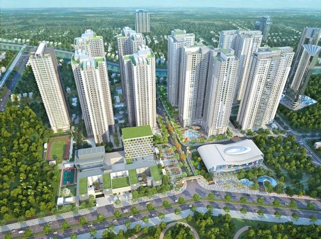 vinhomes green city khu đô thị thành phố xanh