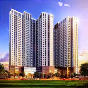 Chung cư Gemek Tower HH2 Geleximco