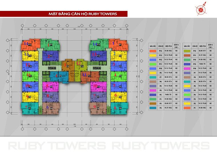 chung cư Ruby Tower