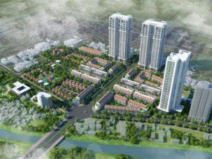 Vinhomes Green City Cầu Diễn – Khu chức năng đô thị Thành phố Xanh