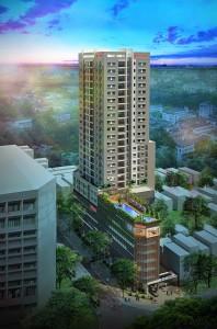 Chung cư 317 Trường Chinh BID Tower Mở Bán