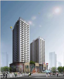 Chung cư Mễ Trì Plaza Emico VOV Complex
