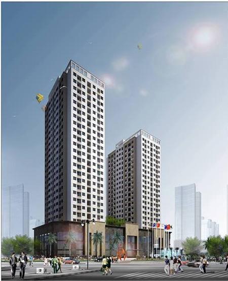 Chung cư Mễ Trì Plaza VOV Complex