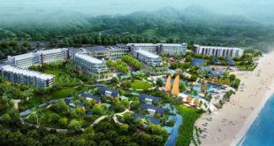 Phối cảnh Dự án Trí Việt Hội An Resort