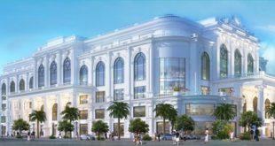 Dự án Vincom Shop House Thái Bình