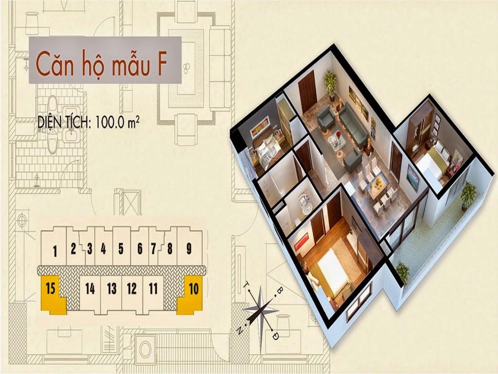 Tòa T02 căn 100m2 chung cư cho thuê C37 Bộ Công An Bắc Hà Tower