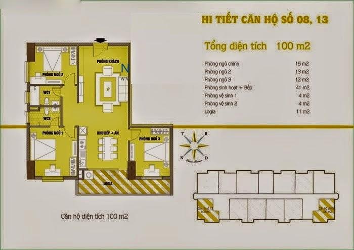 Căn hộ số 8 và 13 cho thuê chung cư C37 Bộ Công An