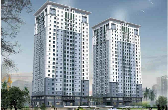 Chung cư 69B Thụy Khuê Sun Legacy Residence