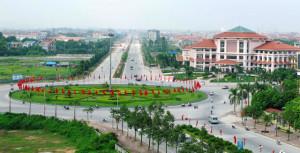 Chung cư Vinhomes Bắc Ninh