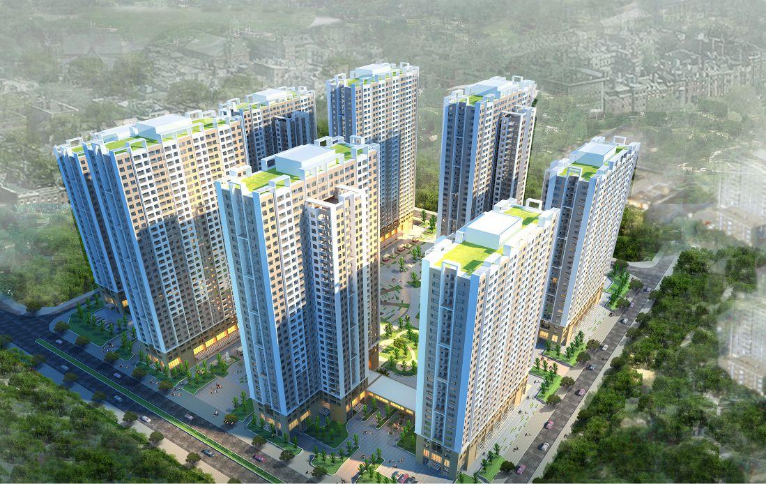 Chung cư An Bình City Phạm Văn Đồng Tòa A1,A2,A3,A4,A5.A6,A7,A8