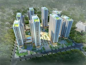 Tiến độ thi công chung cư An Bình City