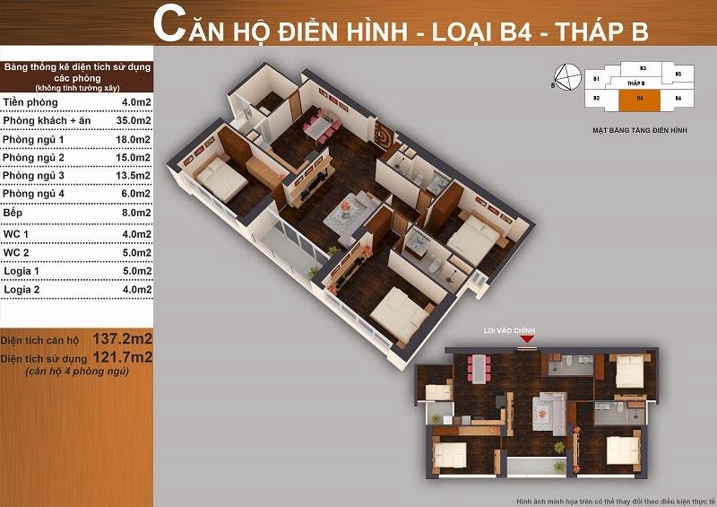 căn hộ b4 chung cư sun square