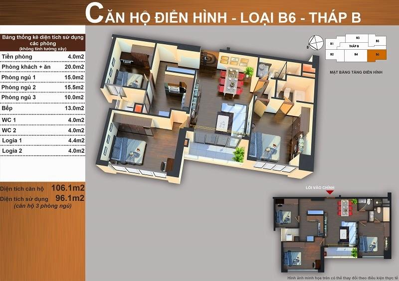 căn hộ b6 chung cư sun square