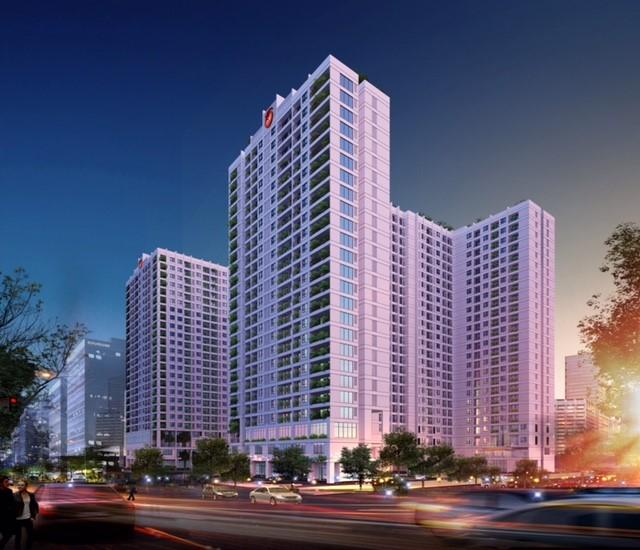 chung cư anland hh01 complex building