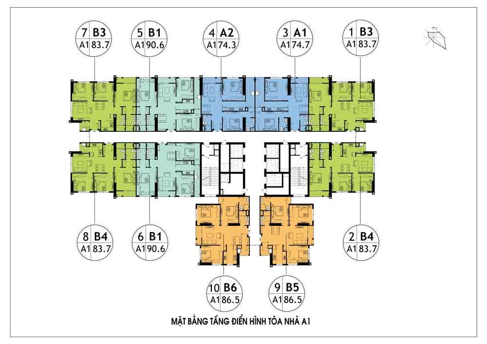 mặt bằng chung cư an bình city tòa a1