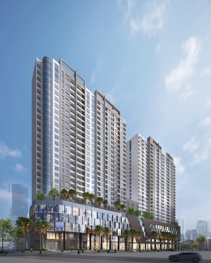 Chung cư Quang Minh Tower 35 Lê Văn Thiêm