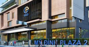 CHUNG CƯ MỸ ĐÌNH PLAZA 2 CĐT CTY CP XÂY LẮP ĐIỆN 1 PCC1