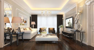 Cách bố trí nội thất cho chung cư Sunshine Center