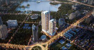 Chung cư Sky Park Residence số 3 Tôn Thất Thuyết