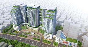 Chung cư số 3 Lương Yên Sun Grand City Lương Yên