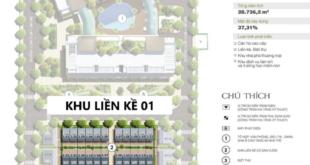 Liền kề Green Pearl 378 Minh Khai