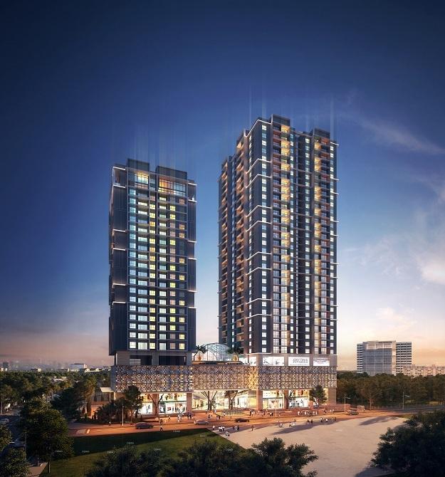 dự án sky park residence