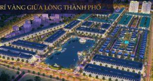 dự án new city thái bình