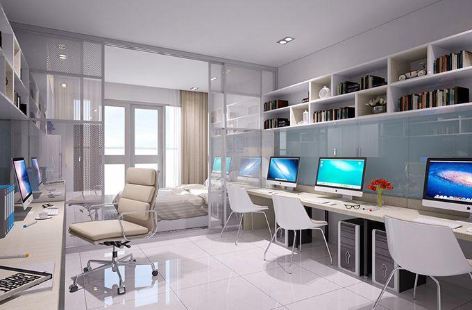 căn hộ officetel hongkong