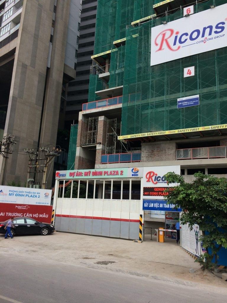 dự án mỹ đình plaza 2