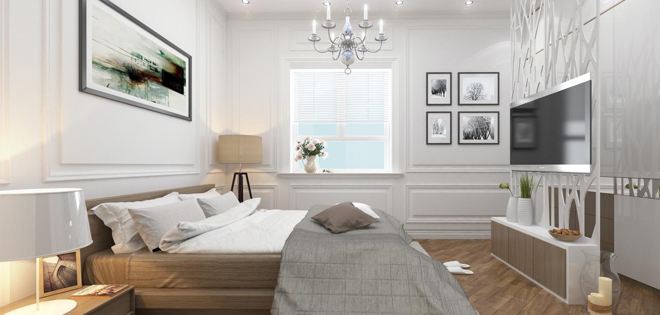 phòng ngủ bel air hà nội