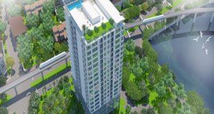 Chung cư Red River View 79 Lạc Trung