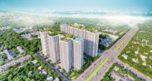 Chung cư Phương Đông Green Park số 1 Trần Thủ Độ