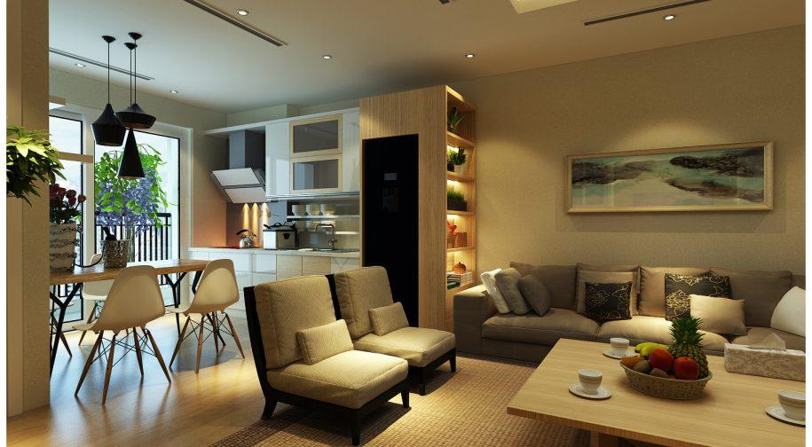 phòng khách 219 trung kính