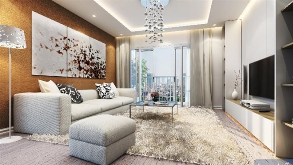 nội thất chung cư e2 yên hòa