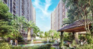 Chung cư Eco Luxury Minh Khai