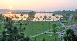 dự án paradise đại lải resort