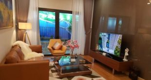 nội thất bàn giao căn hộ chung cư sky park residence
