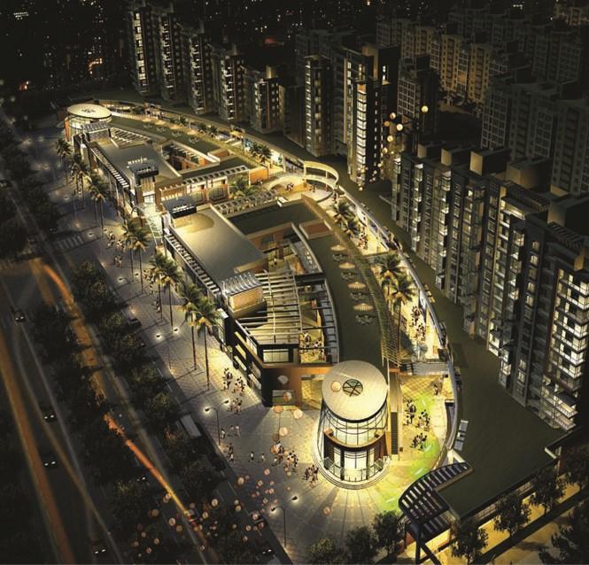 thiết kế khu đô thị phúc ninh