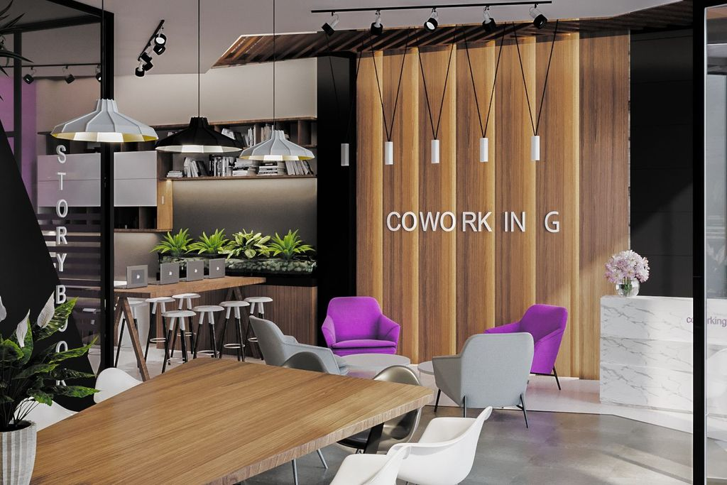 coworking 6th element