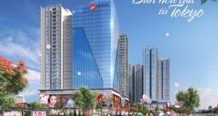 """Hinode City – Dự án """"Hot"""" nhất trên trục đường Minh Khai"""