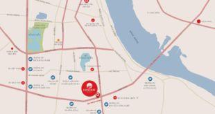 Hinode City – Hưởng lợi nhờ hạ tầng khu Nam Hà Nội