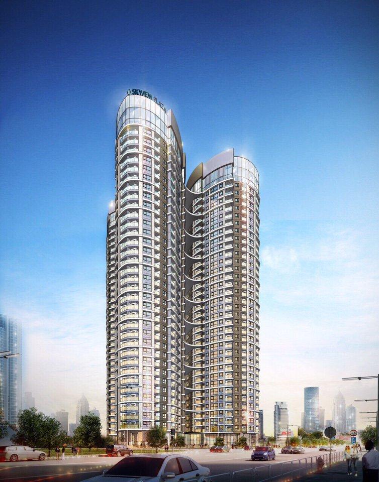 chung cư sky view plaza giải phóng