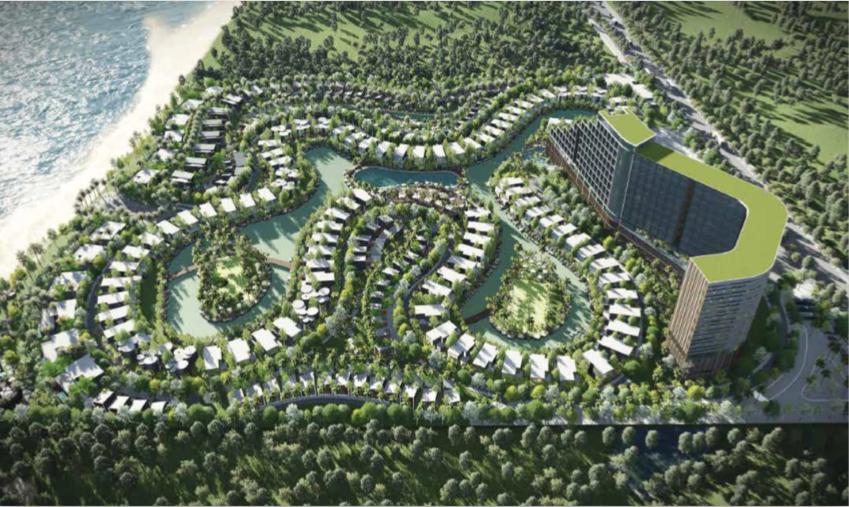 dự án osho hồ tràm resort