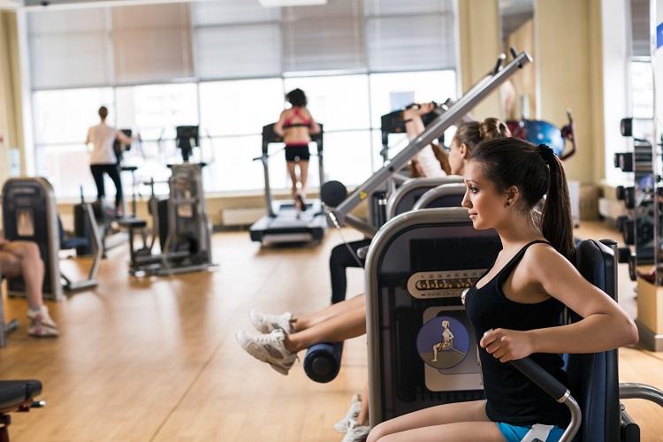 phòng tập gym thống nhất complex