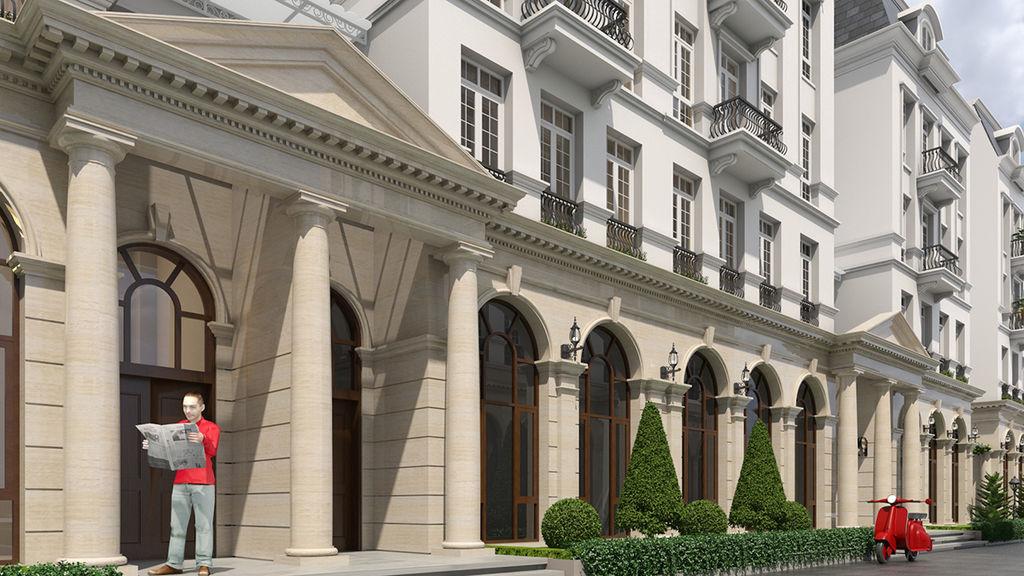 biệt thự grandeur palace 138b giảng võ