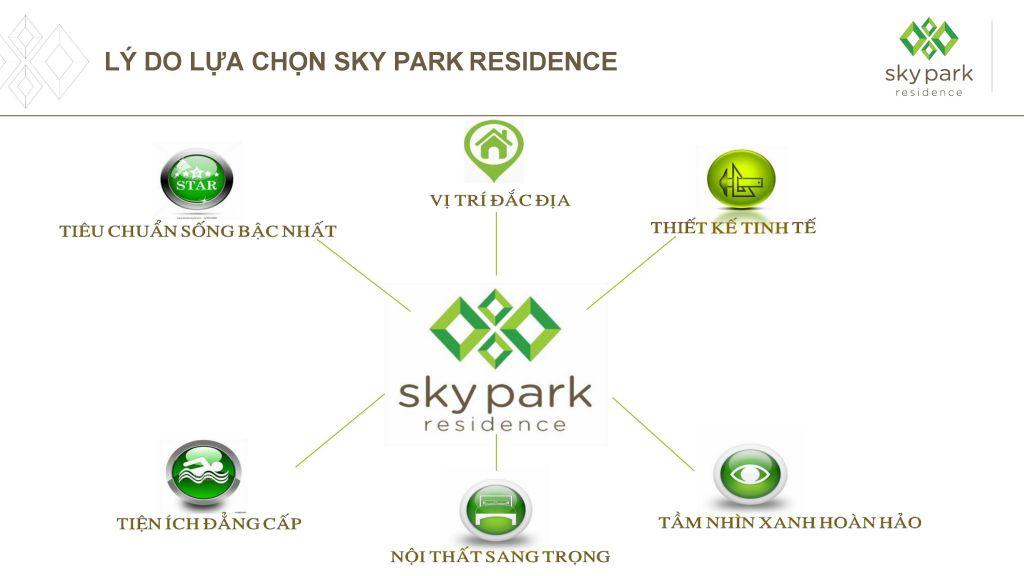 lý do nên mua chung cư sky park