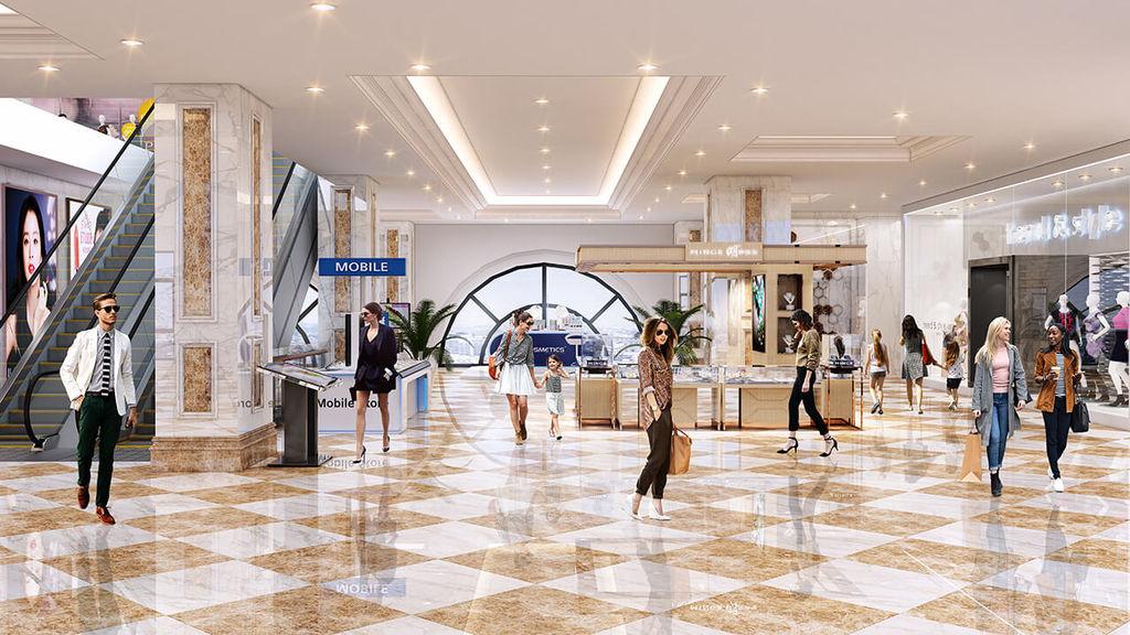 trung tâm thương mại hateco laroma