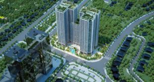 Tecco Skyville Tower Thanh Trì