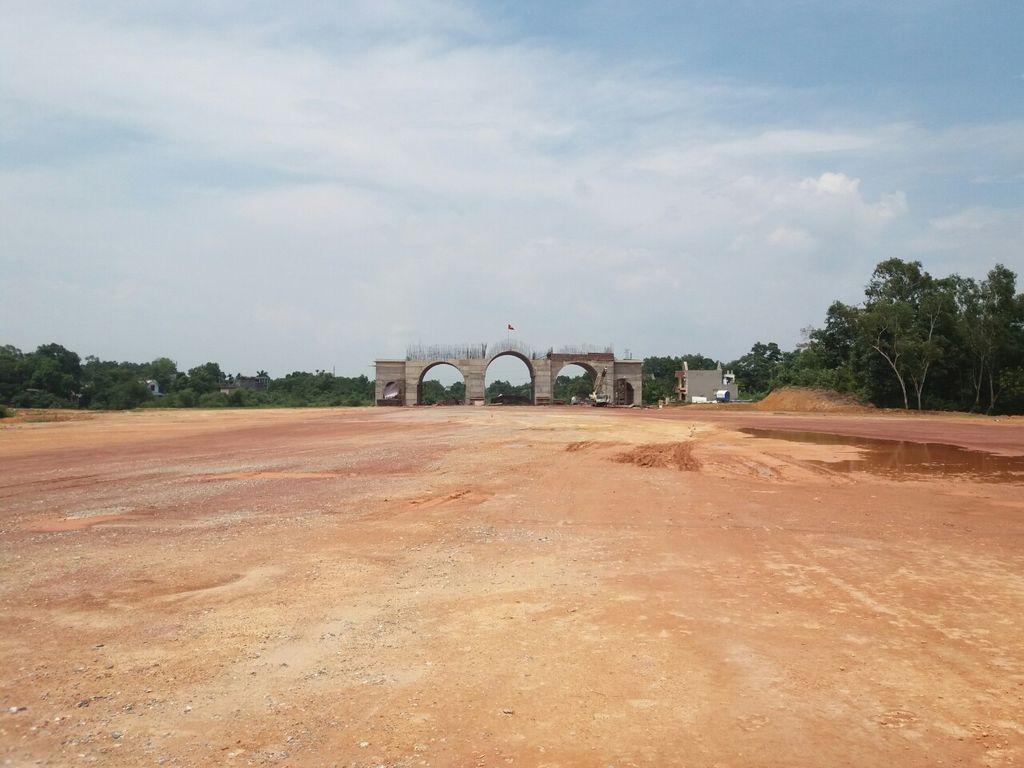 hình ảnh đất nền new horizon city thái nguyên