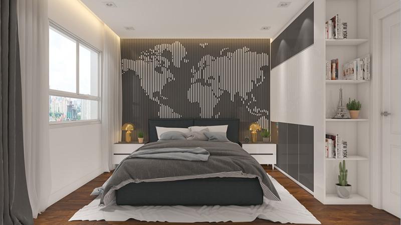 phòng ngủ 1 hà nội paragon